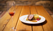 Jihočeská Salaš - restaurace 10