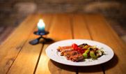 Jihočeská Salaš - restaurace 11