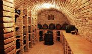 Jihočeská Salaš - vinárna 1