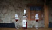 Jihočeská Salaš - vinárna 8
